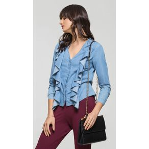 CAMISA-JEANS-BABADO---UNICA---PP